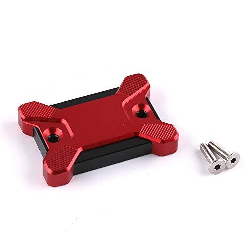 Handbremsen-Komponenten Motorrad CNC Aluminium Frontdeckel Flüssigkeitsbehälter Bremse für Yamaha PCX150,Red