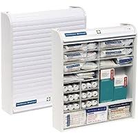 Rollmed® Verbandschrank gefüllt mit DIN 13 157 preisvergleich bei billige-tabletten.eu