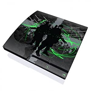 SLIM Playstation 3 PS3 Skin modding Folie High Quality Design Aufkleber - Modern War