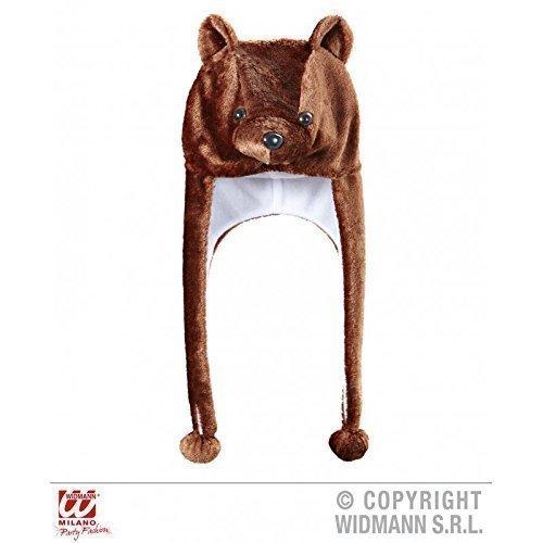 ütze bäriger Bär mit Langen Bommeln ()