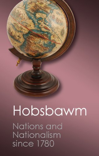 Nations and Nationalism since 1780 (Canto Classics) por E. J. Hobsbawm