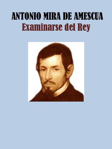 Examinarse del Rey par Antonio Mira de Amescua