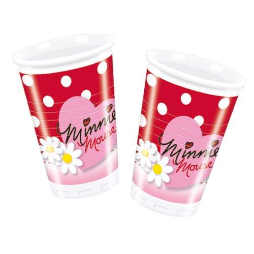 Prezer Disney Minnie Mouse & Daisies 10gobelets