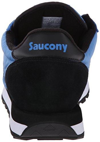 Saucony Originals Uomo Jazz O Heel scarpe sportive blu / nero