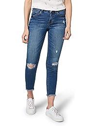 Fein Tom Tailor Denim Nela Extra Skinny Blue Black Damen Jeans Hose Stretch Neu Bequem Und Einfach Zu Tragen Jeans