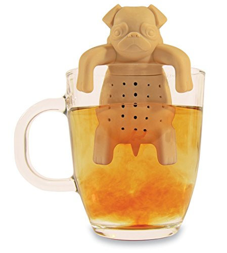 41HDejFrWtL Pug in a Mug Tea Infuser