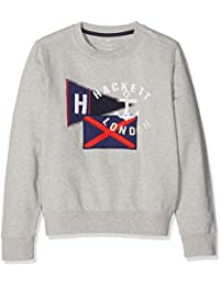 Hackett London Flag Sweat, Sudadera para Niños