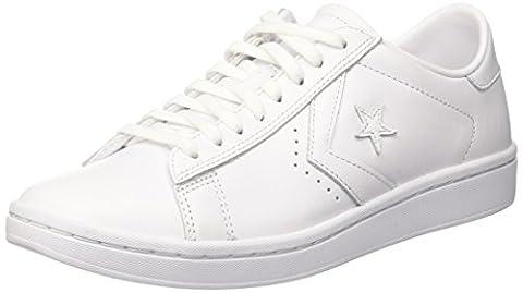 Converse Damen Pl Lp Ox Sneakers, Weiß (Bianco), 36 EU