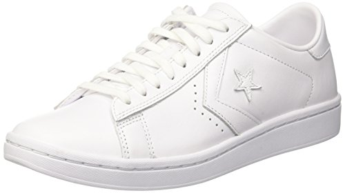Converse Pl Lp Ox, Sneaker a Collo Basso Donna Bianco