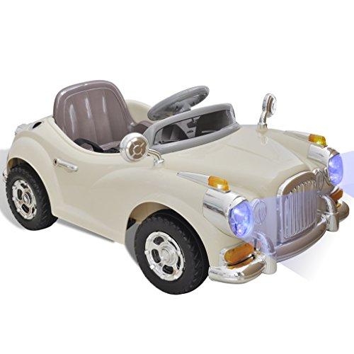 vidaXL Kinderauto Kinderfahrzeug Elektroauto Elektrofahrzeug Kinder Fahrzeug