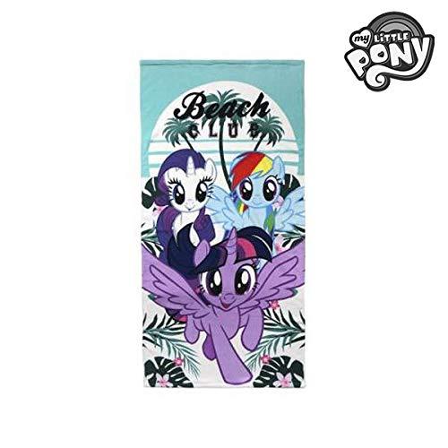 Made in Trade My Little Pony 2200002791 Badetuch, Handtuch, Strandtuch, Kinder, Polyester