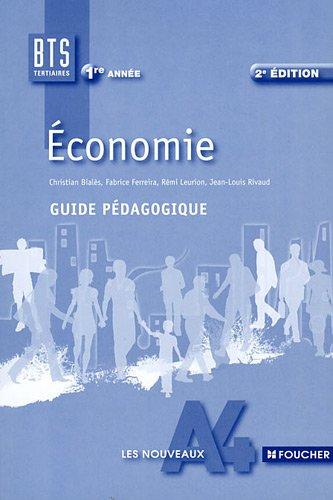Economie 2e édition