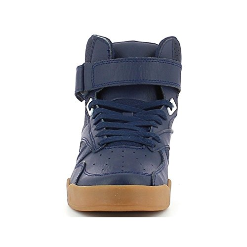 SUPRA Skateboard Shoes BLEEKER BLUE NIGHTS/WHITE-LIGHT GUM Blau