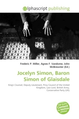 Jocelyn Simon, Baron Simon of Glaisdale