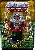 He-Man Masters of the Universe Classics RAM MAN Exclusive Figure Motu by Mattel