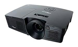 """Optoma DS346I Projecteur de bureau 3000ANSI lumens DLP SVGA (800x600) Compatibilité 3D Noir vidéo-projecteur - vidéo-projecteurs (3000 ANSI lumens, DLP, SVGA (800x600), 18000:1, 4:3, 581,7 - 7620 mm (22.9 - 300""""))"""