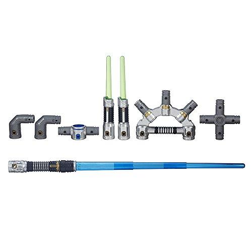 Star Wars - Kit de Espadas Sable Master Jedi (Hasbro B2949EU4) 2