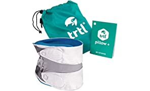 Trtl Pillow Plus- The First Fully Adjustable Travel Pillow