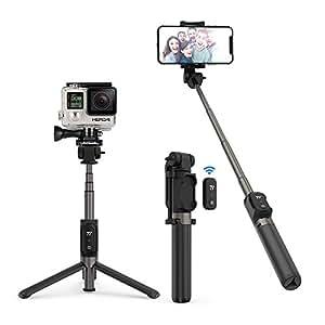 Perche Selfie Stick Aluminium TaoTronics avec Fil Portable
