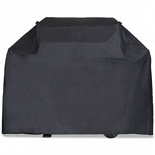 Impermeable cubierta para barbacoa al aire libre hogar jardín lluvia polvo barbacoa parrilla de Gas pantalla