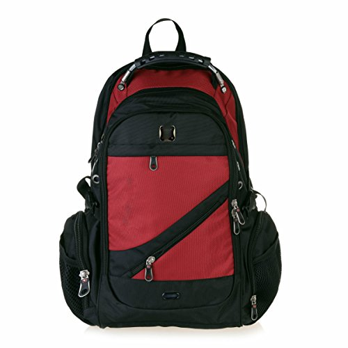 Herrenmode Studenten Reisen Große Kapazität Tasche A4