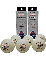 *** Ball 12 Stück Cell-Free  NEU NITTAKU SD 40 OVP