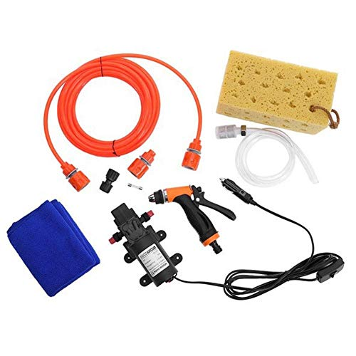 iYoung Elektroauto Automatik 12V Hochdruck Wasserpumpe Werkzeug Kit