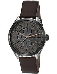 Joop! Herren-Armbanduhr GEORGE Analog Quarz Leder JP101611003
