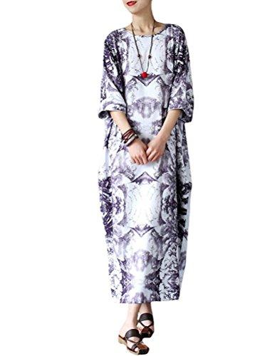 MatchLife -  Vestito  - Vestito - Donna 001-Purple