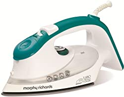 Morphy Richards Turbo Steam DualZone 2000-Watt Steam Iron