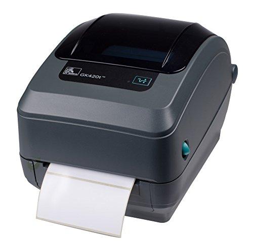 Stampante termica per etichette Zebra GK420T 203 Dpi USB + RS232(Seriale) + LPT