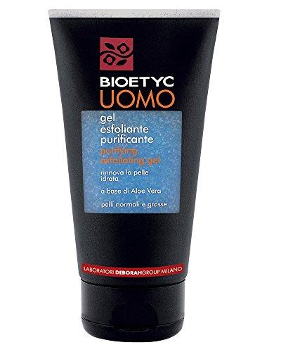 Bioetyc Uomo Gel Esfoliante Purificante, 150