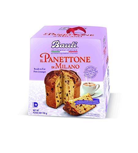 Panettone classico bauli 750 grammi