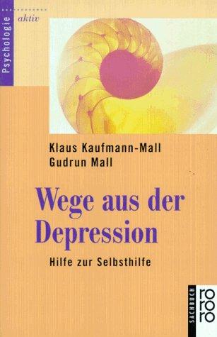 Cover »Wege aus der Depression«