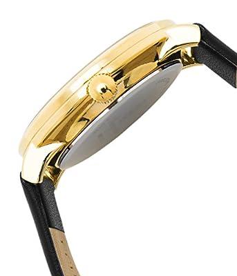 Burgmeister Reloj de cuarzo 537-222 Negro 36 mm de Burgmeister