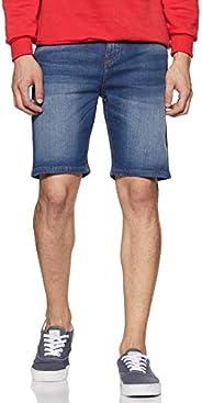 Amazon Brand - Inkast Denim Co. Men's Regular Fit Denim Sh