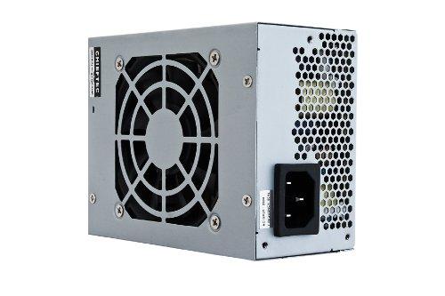 Chieftec SFX-350BS-L Netzteil 350 W Silber - Netzteile (350 W, 230 V, 50 Hz, 3 A, Aktiv, 105 W) (350 Watt Netzteil)