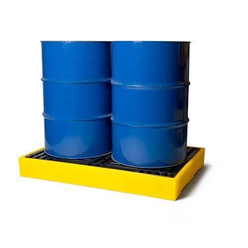 SHS Handhabung hgl5794Boden Plattform, Polyethylen, 2Drum (Polyethylen Boden)
