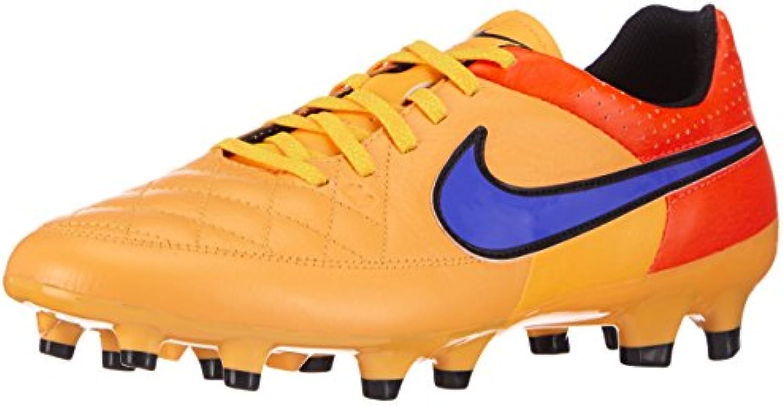 NikeTiempo Genio Leather FG - Zapatillas de Fútbol Hombre
