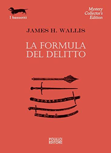 Image of: Dimensi La Formula Del Delitto i Bassotti Vol 40 Formula Der Beste Preis Amazon In Savemoneyes