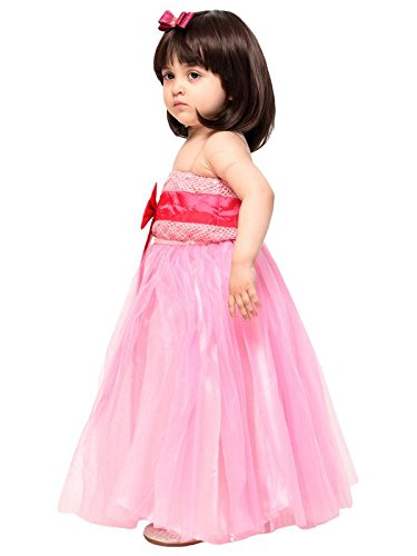 63a7ebc40 Samsara Couture Baby Girls Ball Gown Full Length Party Wear Dress ...