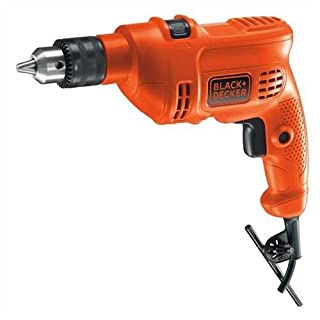 BLACK+DECKER KR504 240 V Single Speed Hammer Drill, 500 W