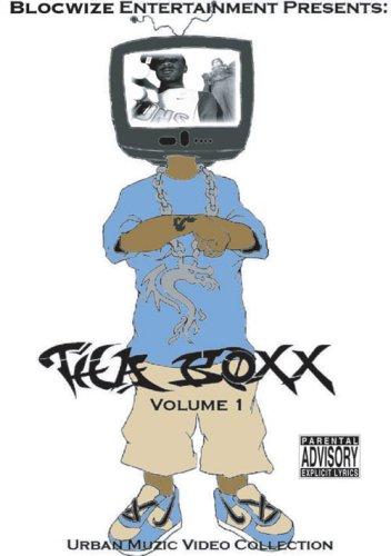 Preisvergleich Produktbild DVD-Tha Boxx Vol. 1 Urban Muzic Video