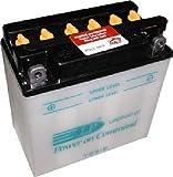 Batterie - Landport YB9-B - 12 Volt 9 Ah PB - trocken vorgeladen