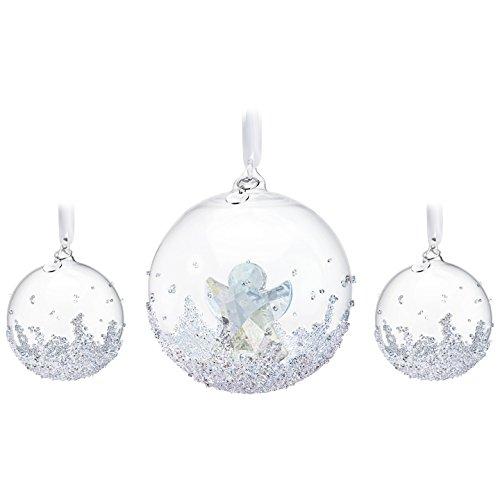 Swarovski Weihnachtskugel Set 2015 Christmas Ball Ornament Set 2015 5136414