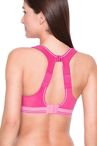 Shock Absorber Ultimativer Lauf-Sport-BH für Damen Pink