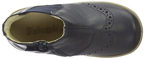 Naturino Falcotto 4178, Chaussures Marche Bébé Fille Bleu