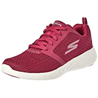 SKECHERS Go Run 600, Women's Road Running Shoes, Pink, 5.5 UK (38.5 EU)
