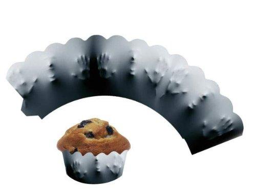 erolen * Scream * von DH-Konzept // Muffinförmchen Muffin Förmchen Kindergeburtstag Geburtstag Party Kuchen Blut Horror Gruseln Halloween Schock Zombie Ausbruch ()