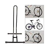 OKJ Bike Floor Stand - Folding Bicycle Rack Storage